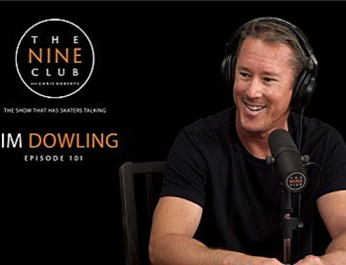I am beyond honored @thenineclubshow invited me to sit in the hot seat, so tune …