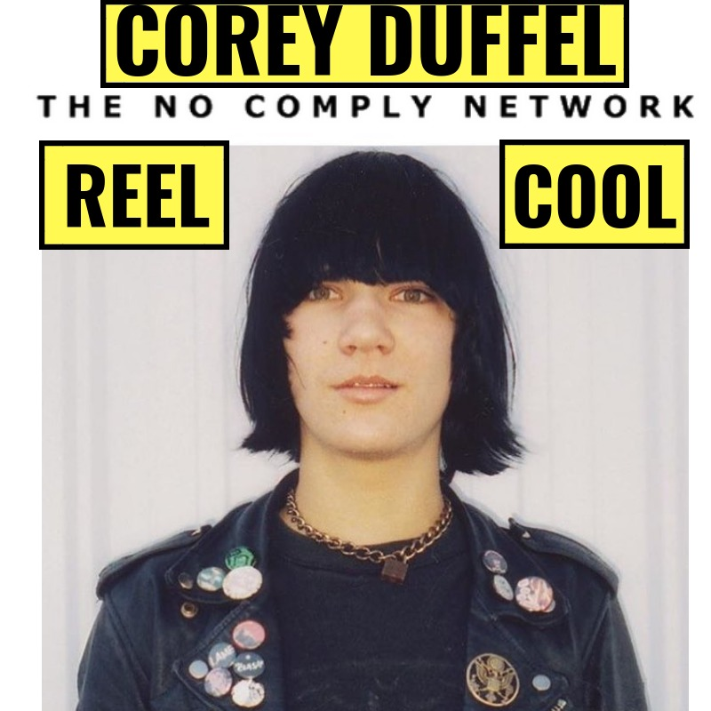 Corey Duffel Reel Cool
