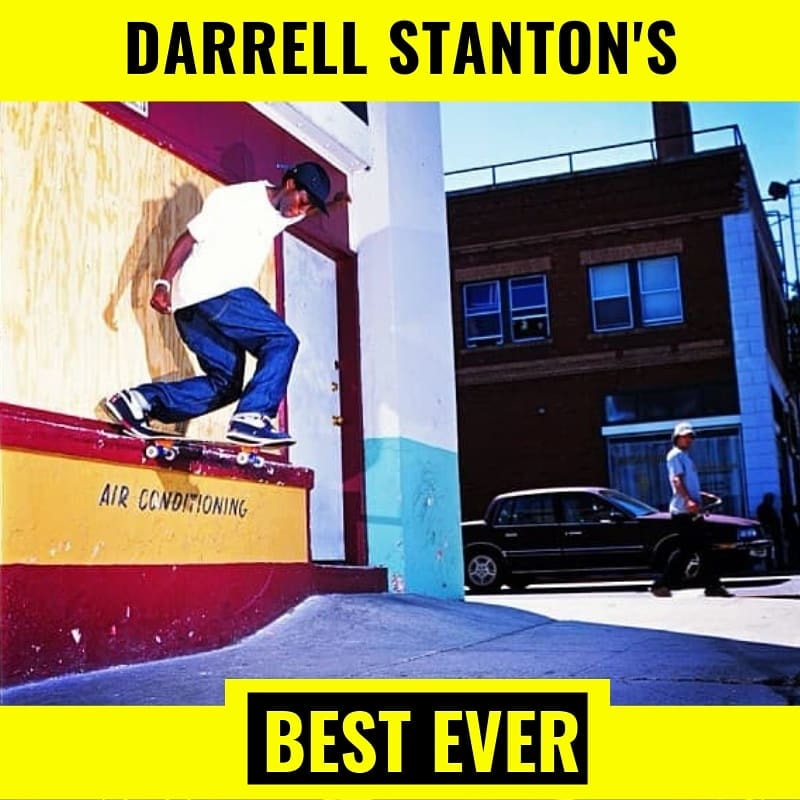 Darrell Stantons Best Ever Interview Graphic