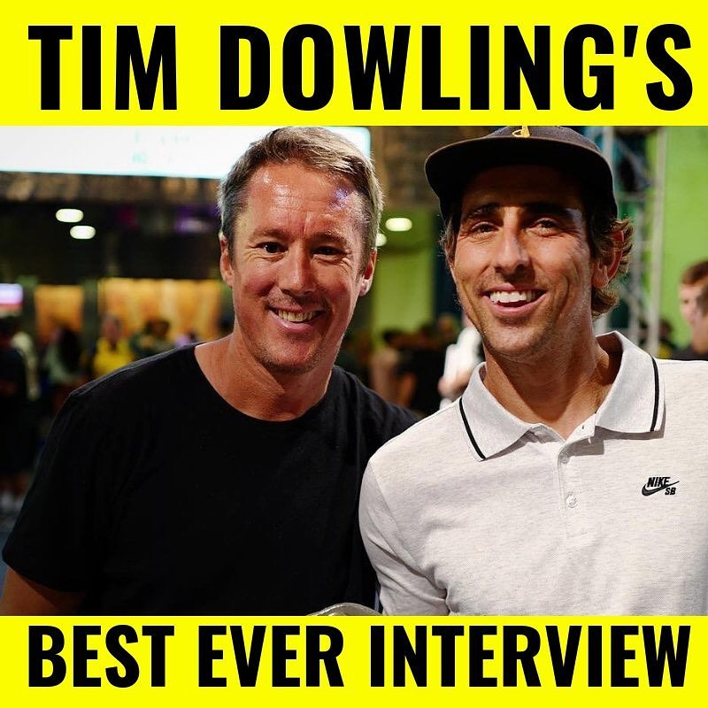 Tim Dowling Best Ever Graphic