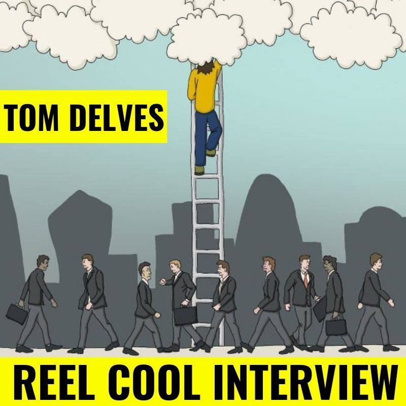 Tom Delves Reel Cool Graphic