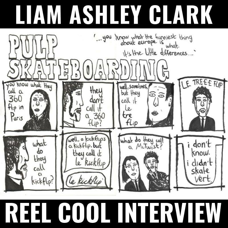 Liam Ashley Clark Reel Cool Graphics
