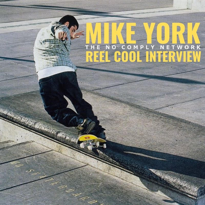 Mike York Reel Cool Graphic