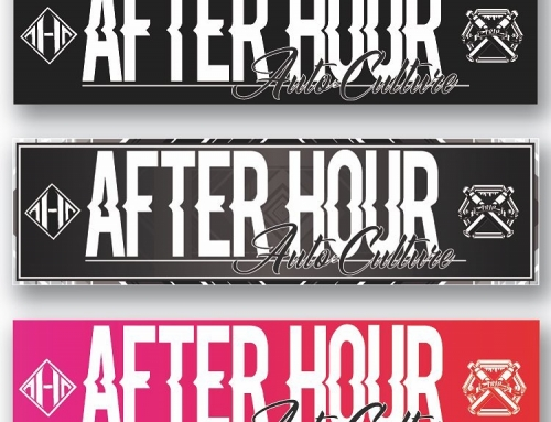 Potential JDM stylee slaps. 'After Hour Auto-culture'  #jdm #drift #stickers #sl…