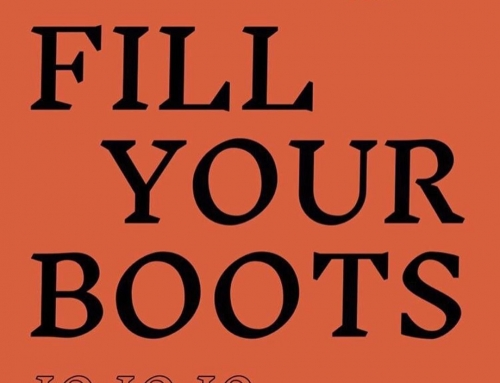 New work on display for 'Fill Your Boots' in Holloway tomorrow evening, 4 wan ni…