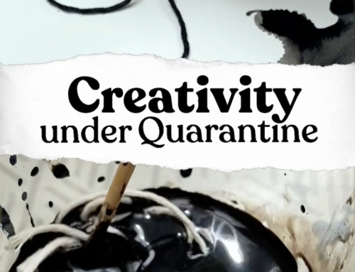 Creativity under Quarantine ep 25  Lockdown easing certainly won't stop me from