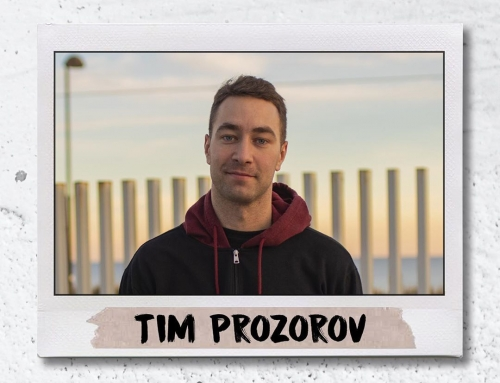 Not really much of a intro needed for @timprozorov He's been a part of the Reckl