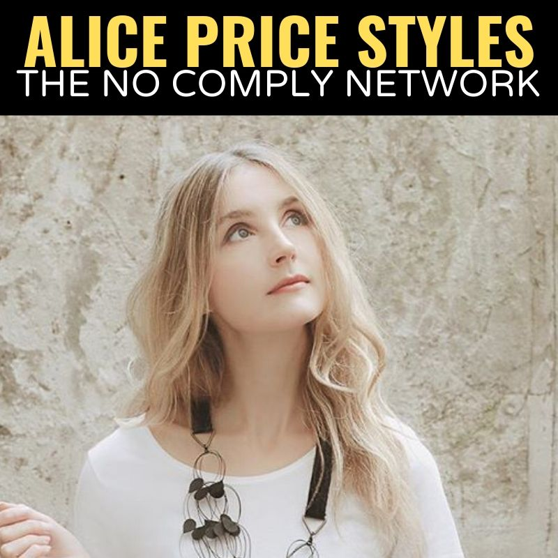 Alice Price Styles The No Comply Network Graphic