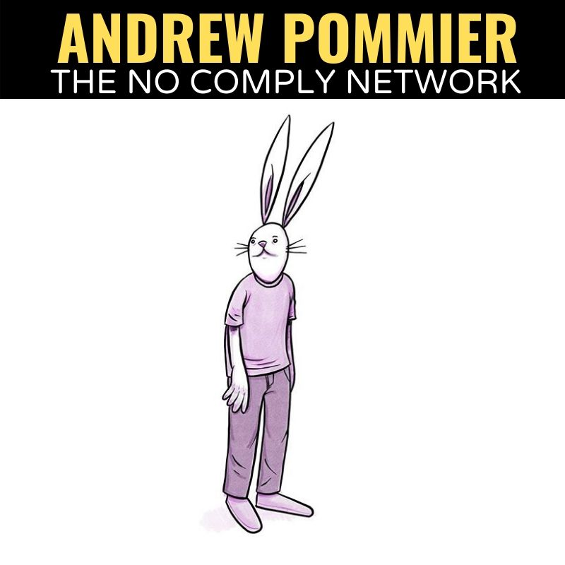 Andrew Pommier The No Comply Network Graphic