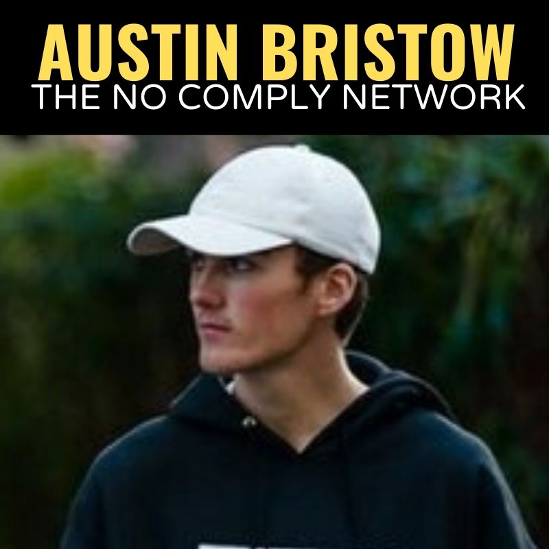 Austin Bristow The No Comply Network Graphic