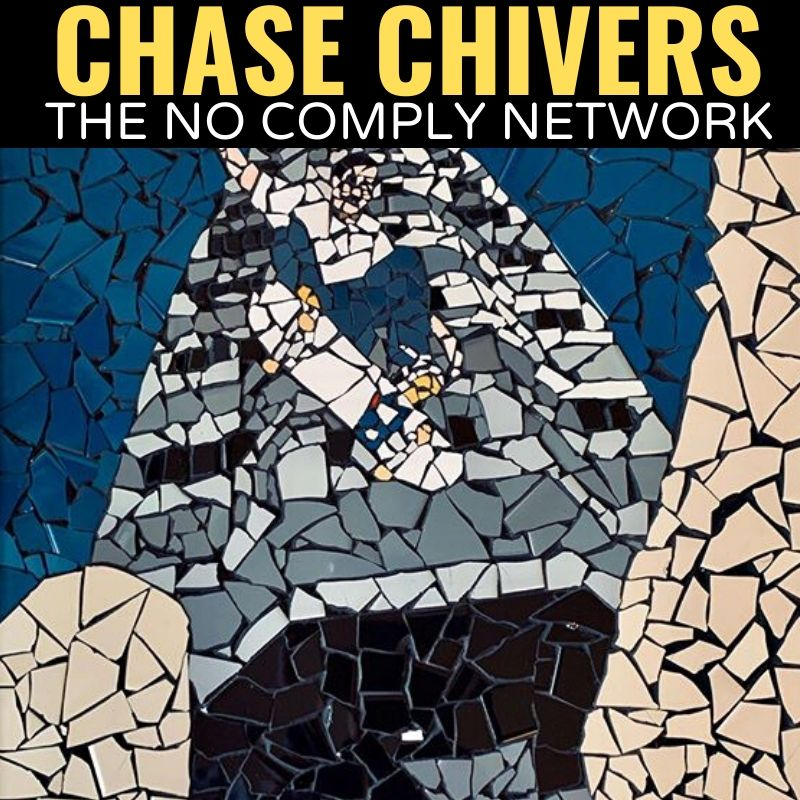 Chase Chivers The No Comply Network Graphic