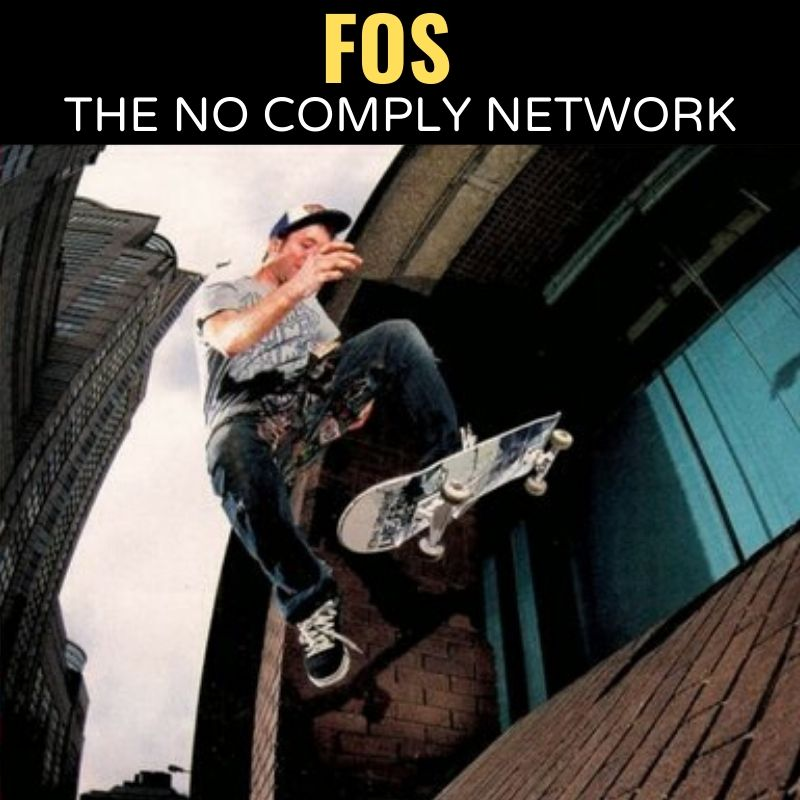 Fos The No Comply Network Graphic