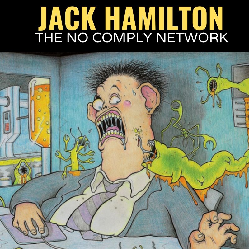 Jack Hamilton The No Comply Network Graphic