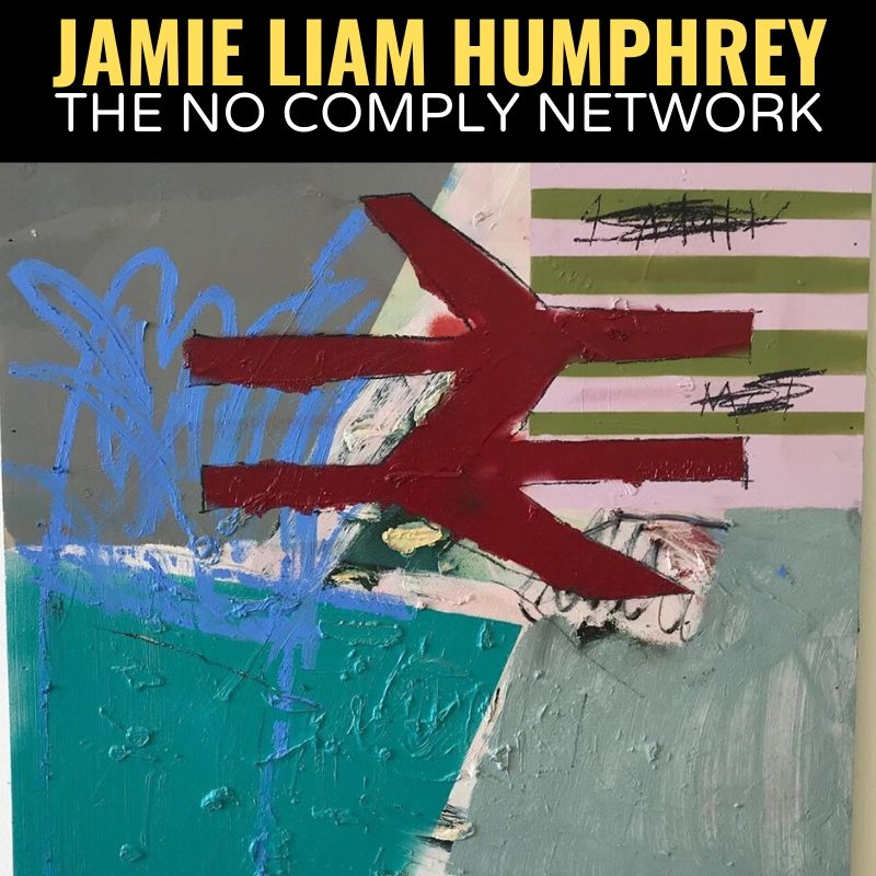 Jamie Liam Humphrey The No Comply Network Graphic One