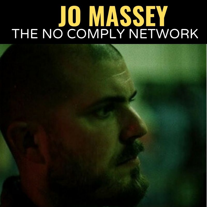 Jo Massey The No Comply Network Graphic