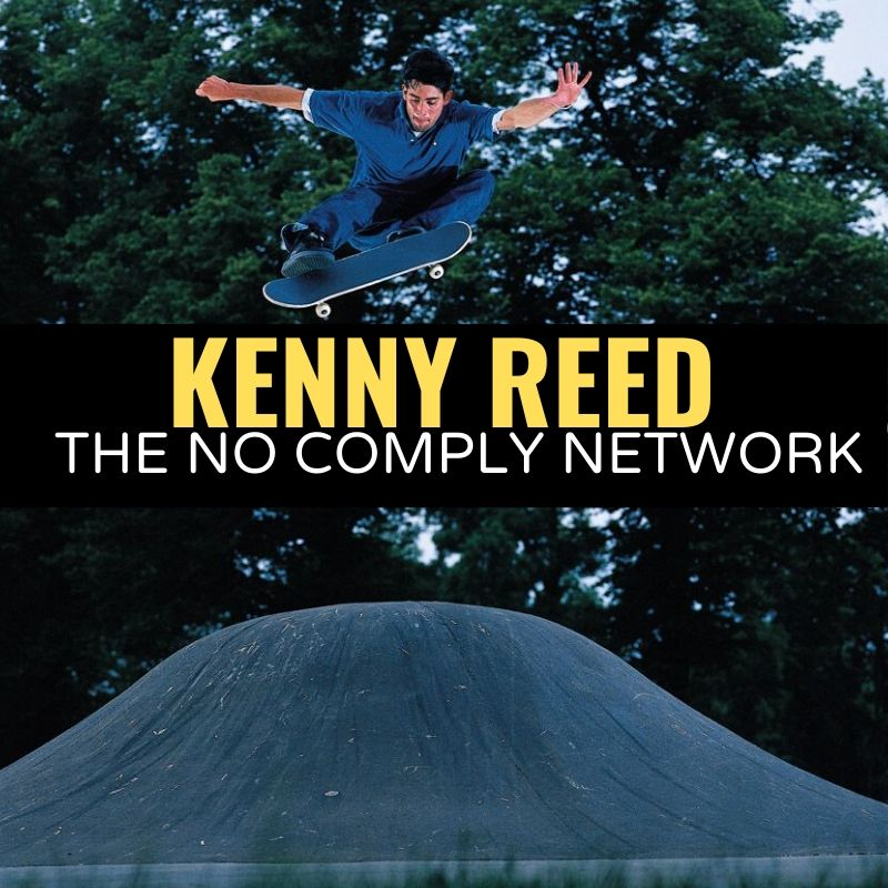 Kenny Reed The No Comply Network Graphic One
