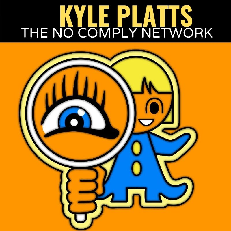 KylePlatts The No Comply Network Graphic One