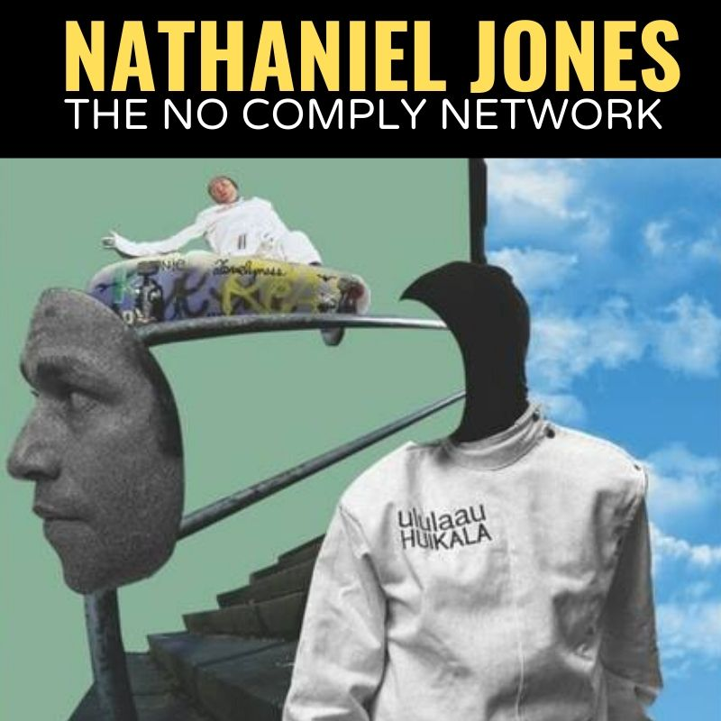 Nathaniel Jones The No Comply Network Graphic