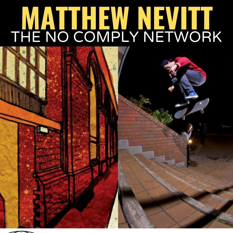 Nev The No Comply Network Graphic