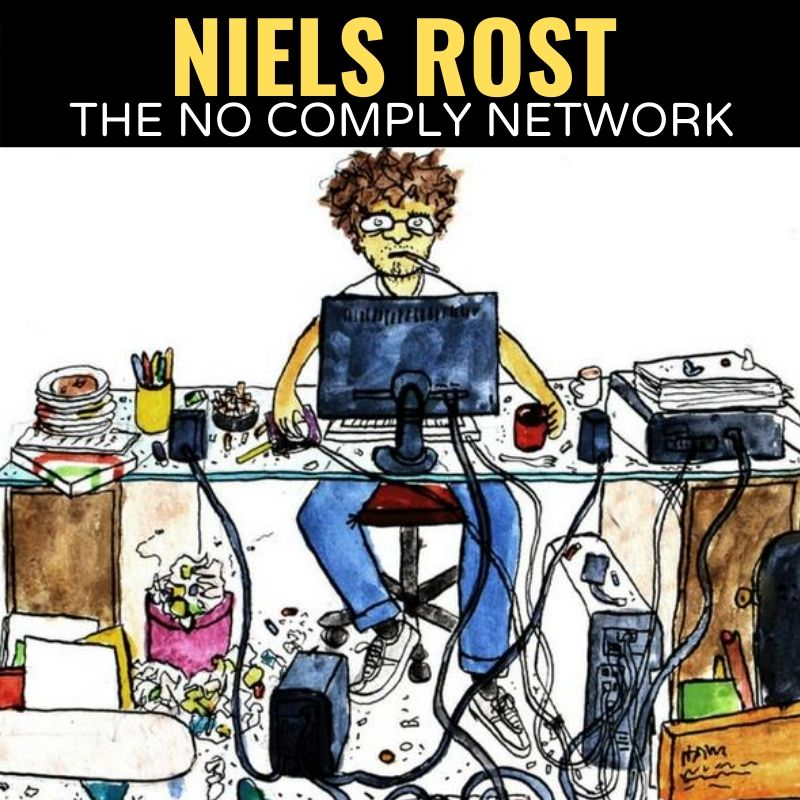 Niels Rost The No Comply Network Graphic 1