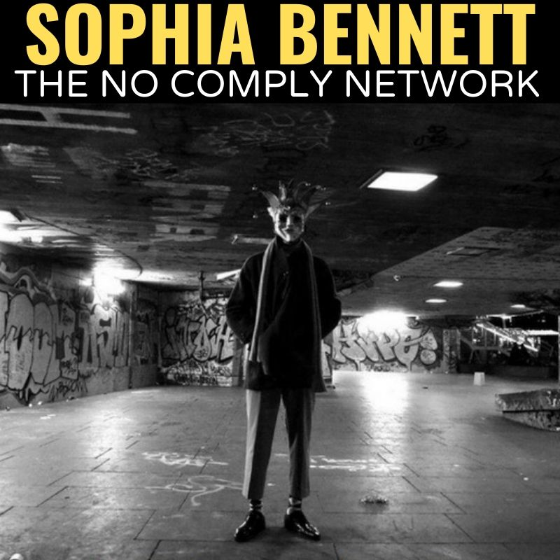 Sophia Bennett The No Comply Network Graphic 1