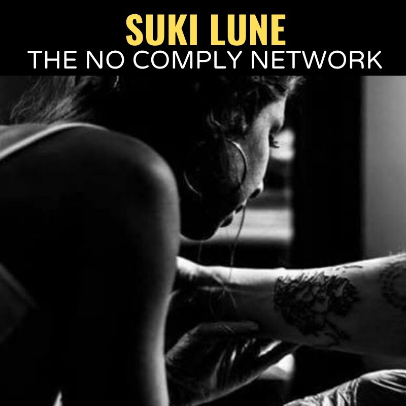 Suki Lune The No Comply Network Graphic
