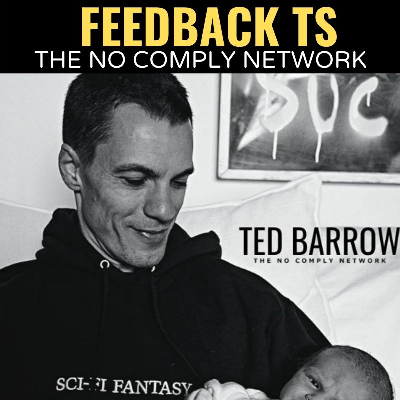 Ted Barrow The No Comply Network Graphic 1