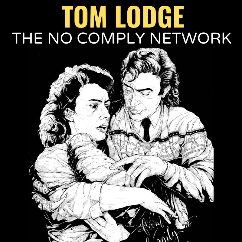 Tom Lodge The No Comply Network Graphic