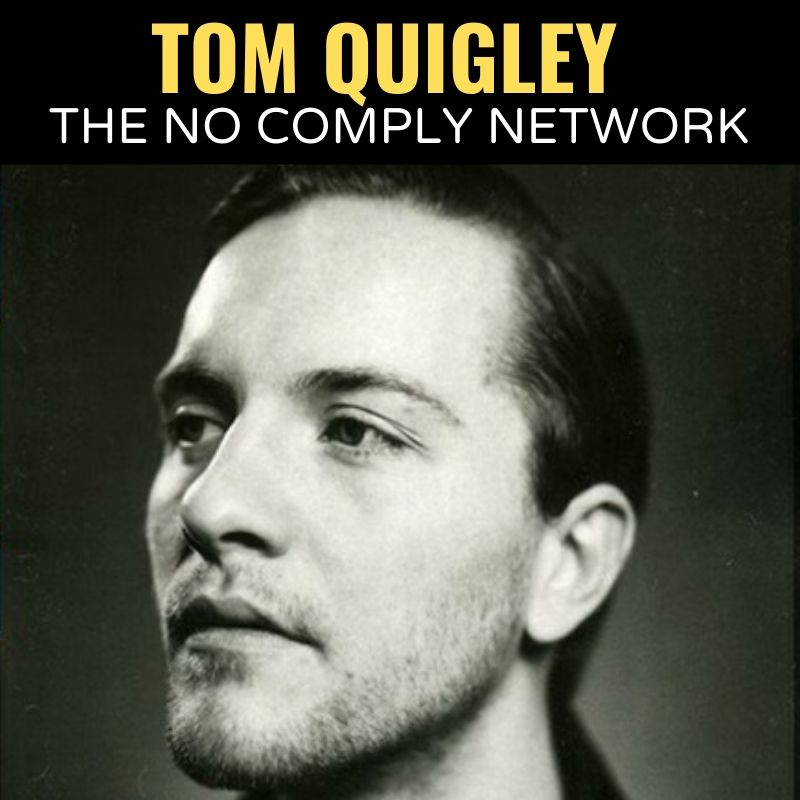 Tom Quigley The No Comply Network Graphic