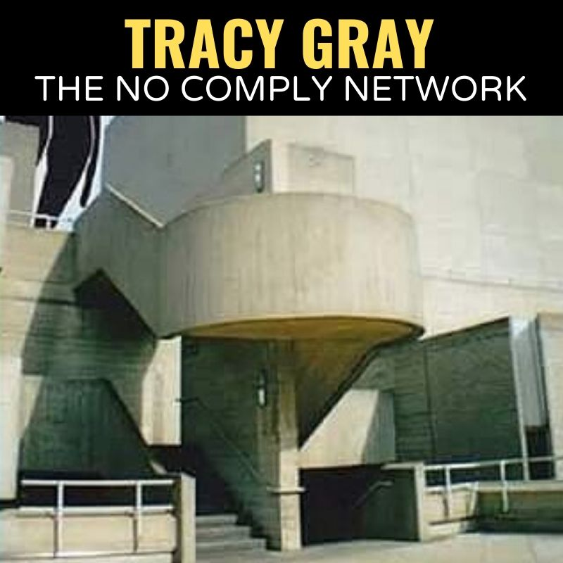 Tracy Gray The No Comply Network Graphic
