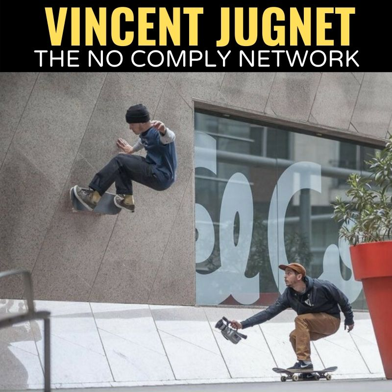 Vincent Jugnet The No Comply Network Graphic 1