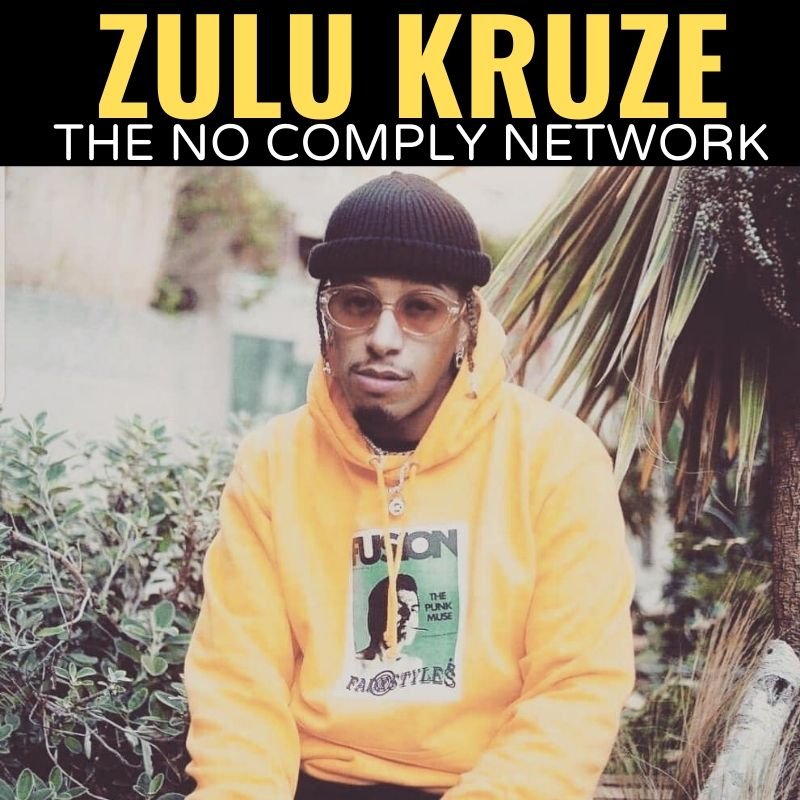 Zulu Kruze The No Comply Network Graphic 1