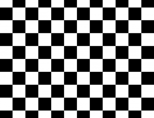 The checkerboard. In physics and chemistry, wave-particle duality holds that lig