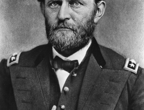 Ulysses S. Grant, Commanding General of the United States Army and 18th Presiden