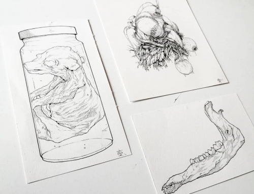 *Mini Originals Sale*  As an exercise in regularity, I'll be updating these with