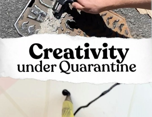 Creativity under Quarantine ep. 24 – making use of some super thin lining tape a