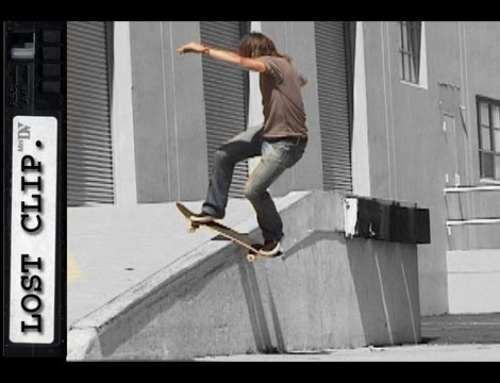 Ethan Fowler Lost Skateboarding Clip #16