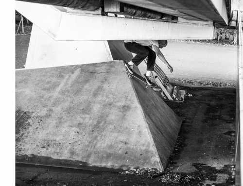 New @donnie_odonnell x @jimcravenfilm section out on @greyskatemag