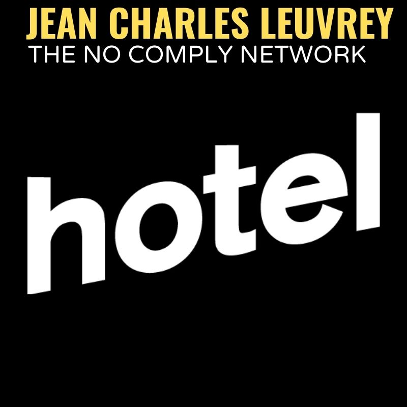 Jean Charles Leuvrey The No Comply Network Graphic 1
