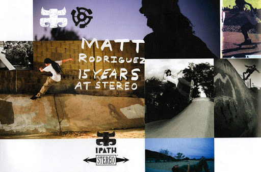 Matt Rodriguez Images Stereo 15 Years