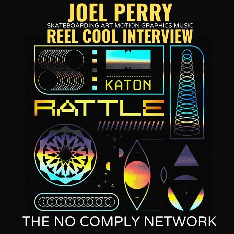 Joel Perry Reel Cool Graphic One