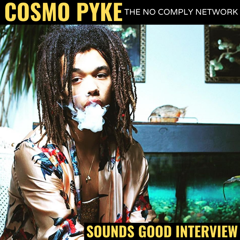 Cosmo Pyke Sounds Good Interview Graphic One