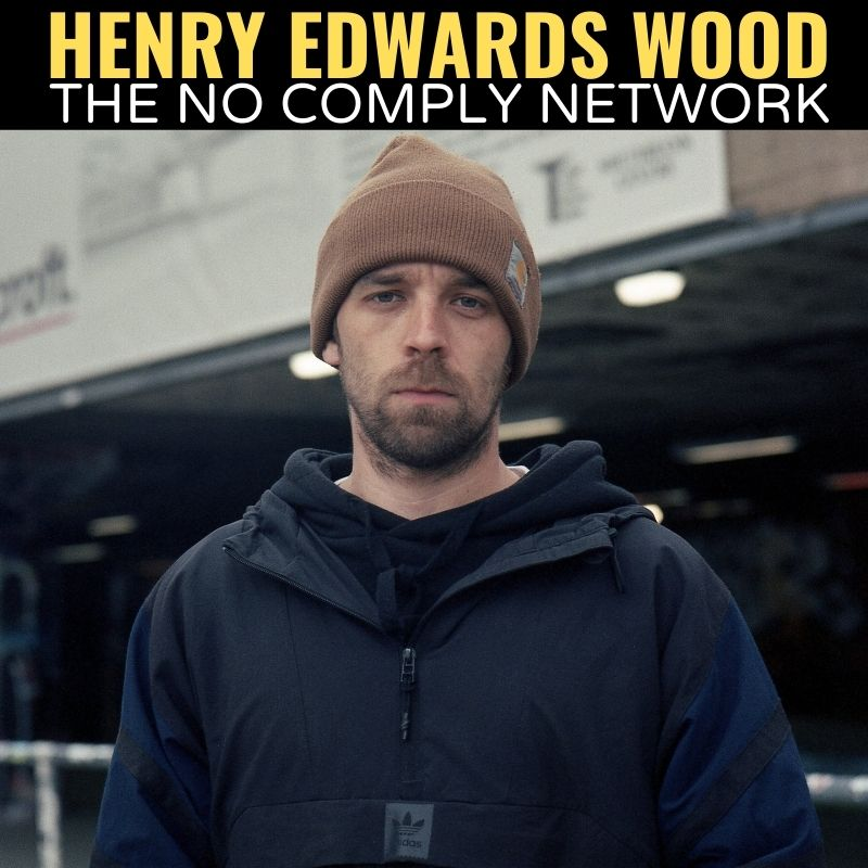 Henry Edwards Wood The No Comply Network Graphic