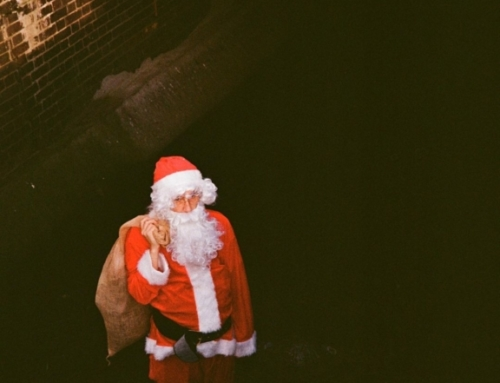 2020 Christmas film for @ariesarise   It's a been a tough year for Santa. Meltin