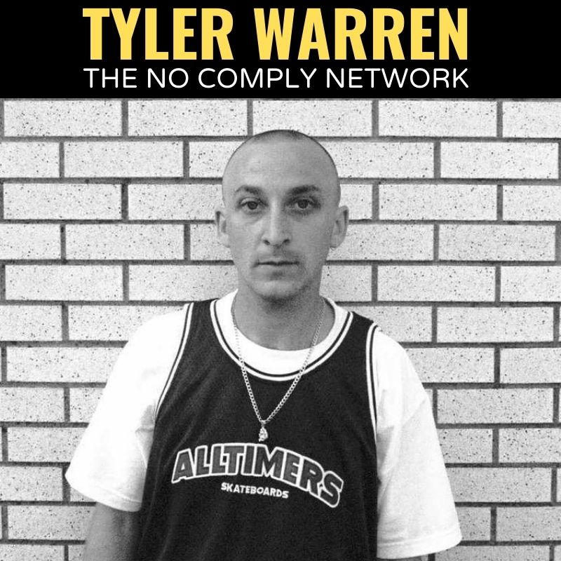 Tyler Warren The No Comply Network Graphic
