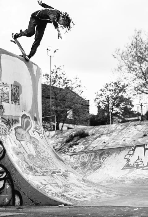 Tom O Driscoll Interview Images Jordan Thackeray Backside Noseblunt at Dean Lane Shot by James Griffiths