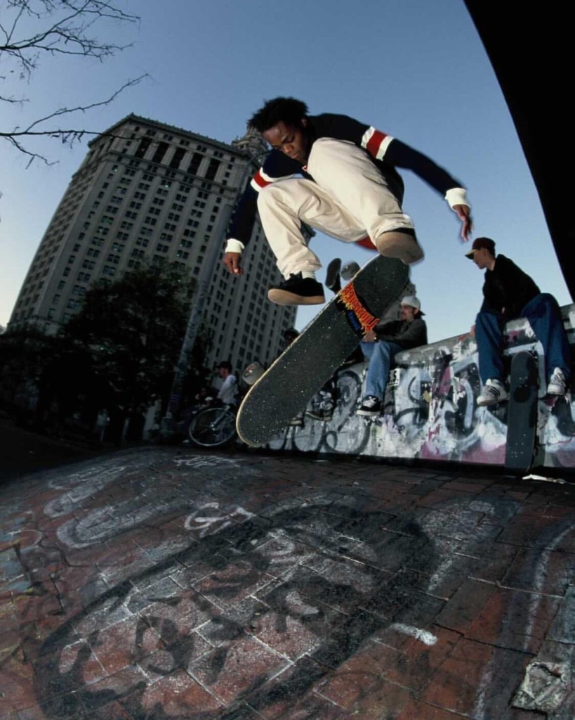 Yaje Popson Interview Images Harold Hunter scaled
