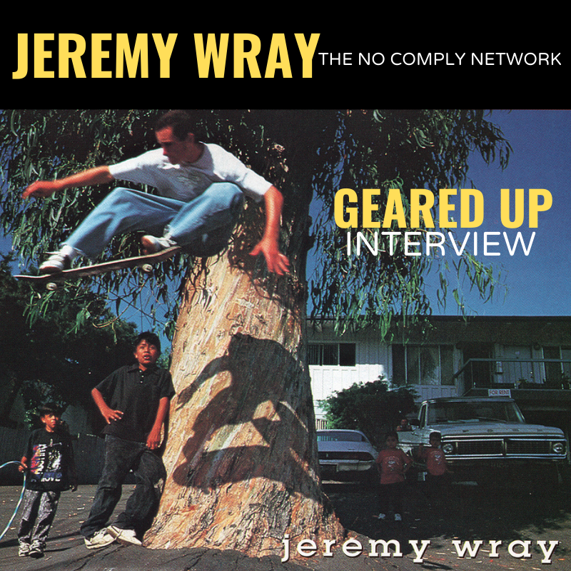 Jeremy Wray Geared Up Interview Graphic One
